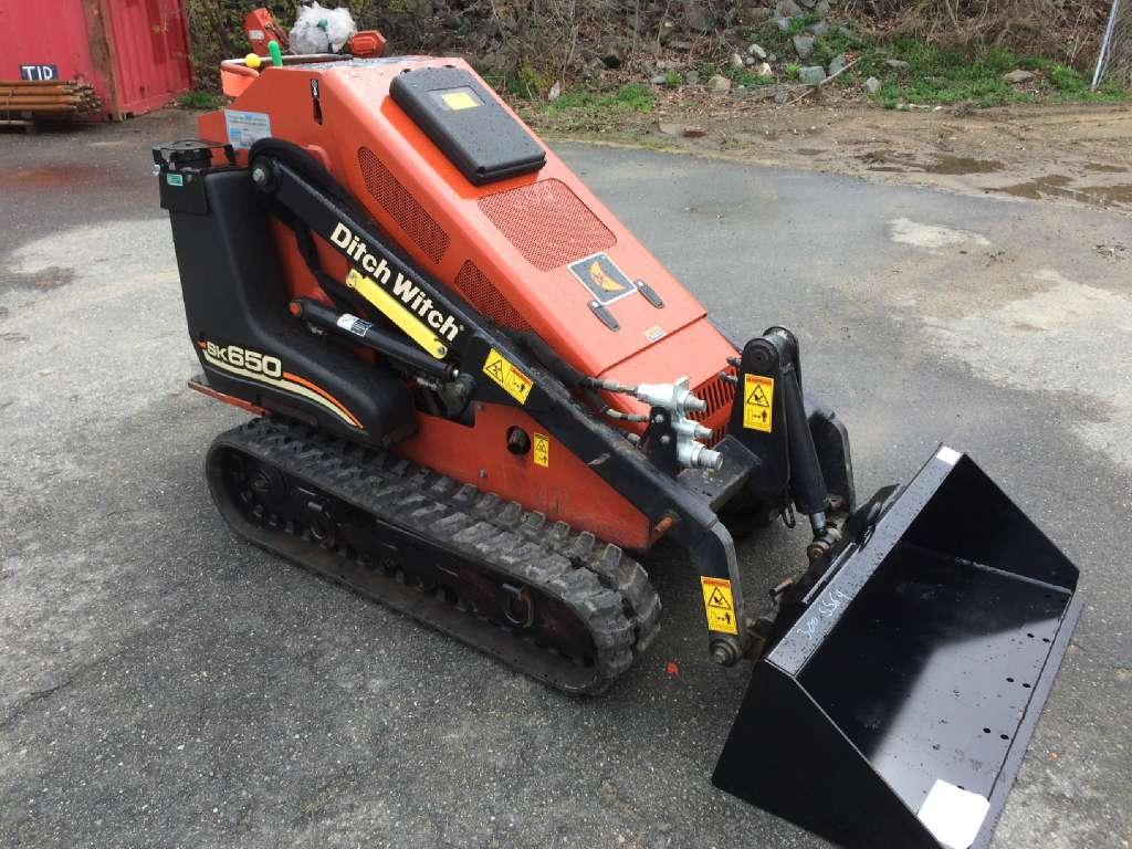 ditch witch sk650 service manual