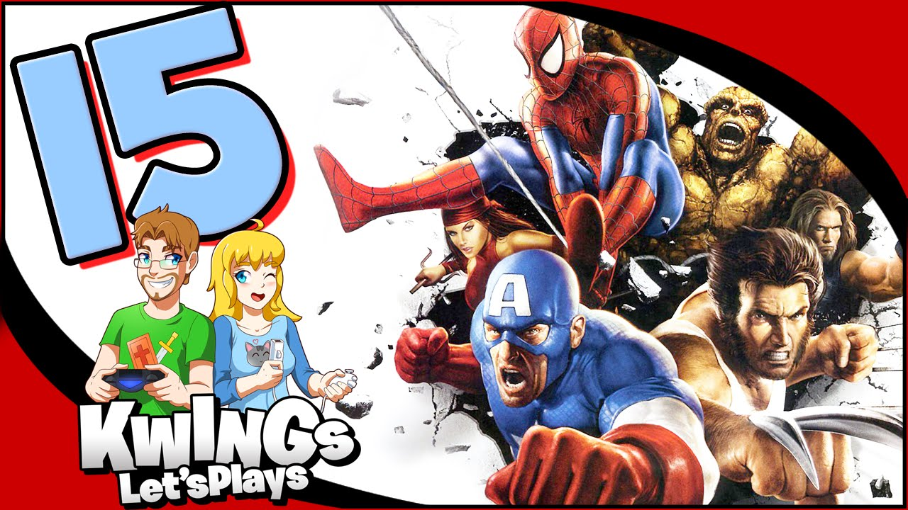 how to save on marvel ultimate alliance 2 manually