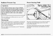 1995 buick park avenue owners manual