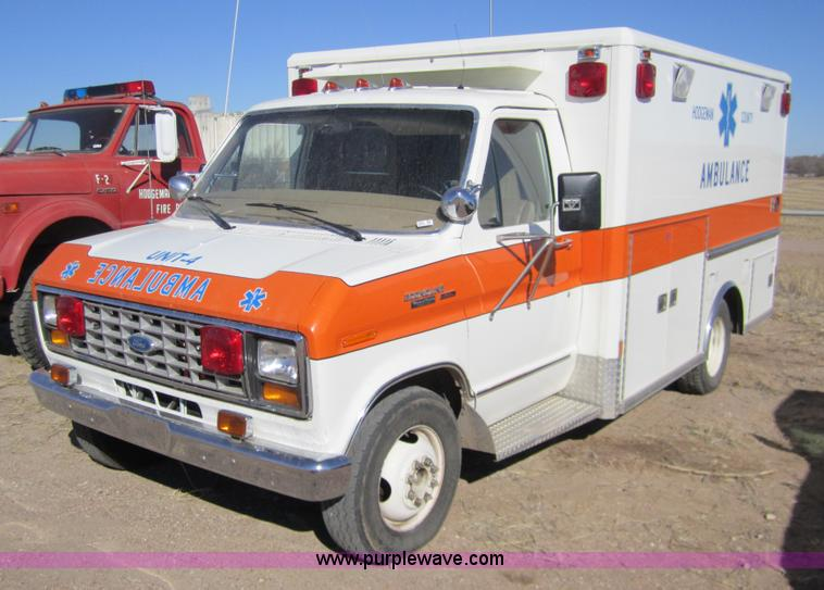 1984 ford econoline e350 owners manual
