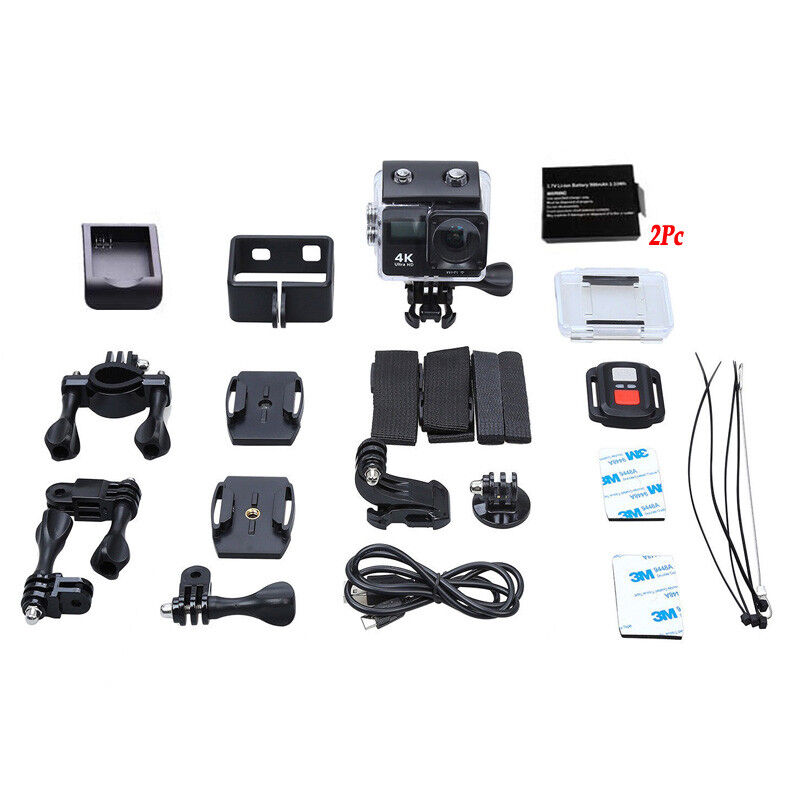 4k ultra extra hd action cam user manual