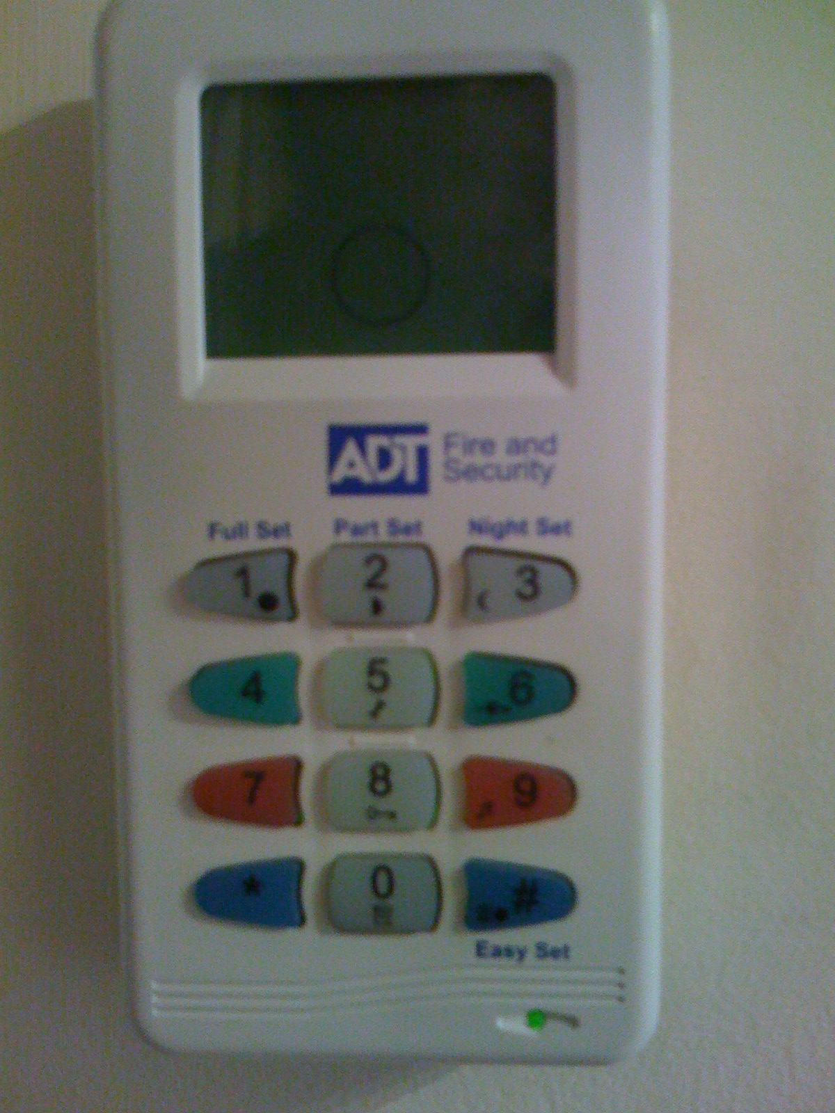 adt home security user manual