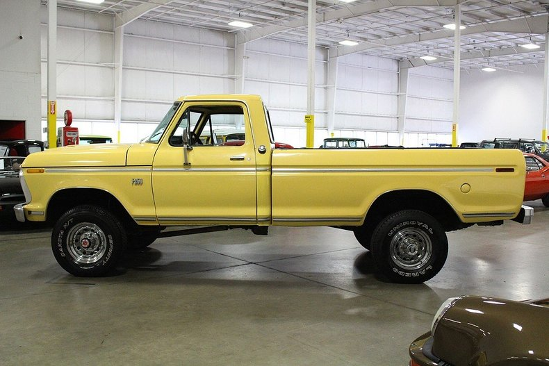1975 ford f250 owners manual