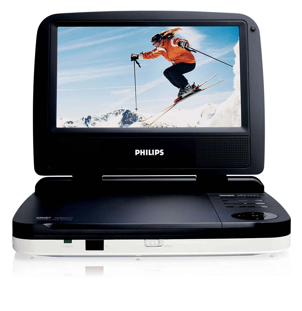 philips portable dvd player user manual