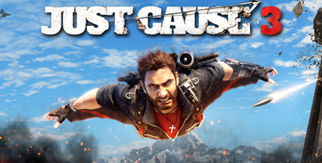 just cause 2 pc instruction manual